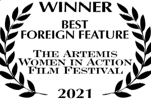 'The Meeting' wins Best Foreign Feature Award at the Artemis Film Festival in L.A