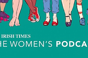 Audio: Ailbhe Griffith talks to Róisín Ingle on The Irish Times Women's Podcast